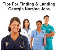 Nursing Jobs in Georgia