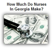 Nursing Salaries in Georgia